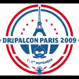 DC Paris 2009 Emblem